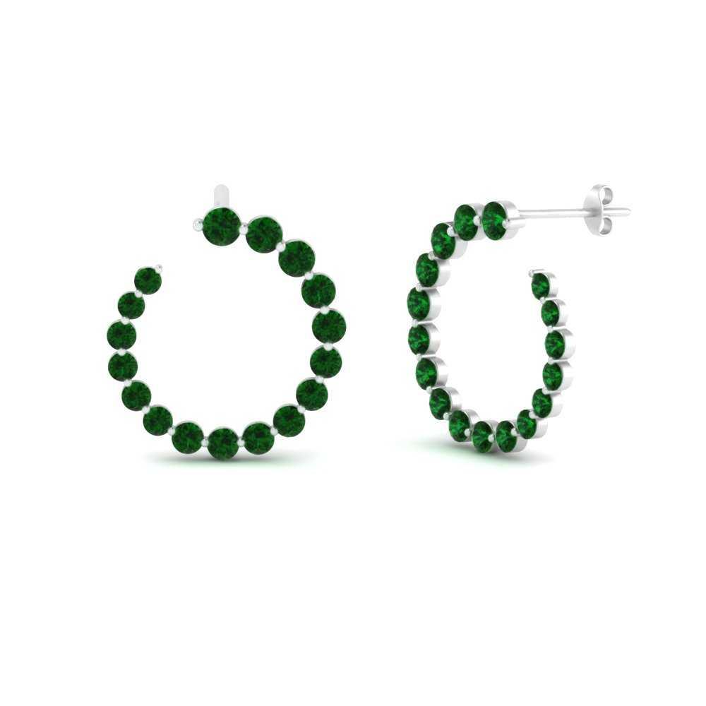 single-prong-circle-stud-emerald-earrings-in-FDEAR86505GEMGR-NL-WG
