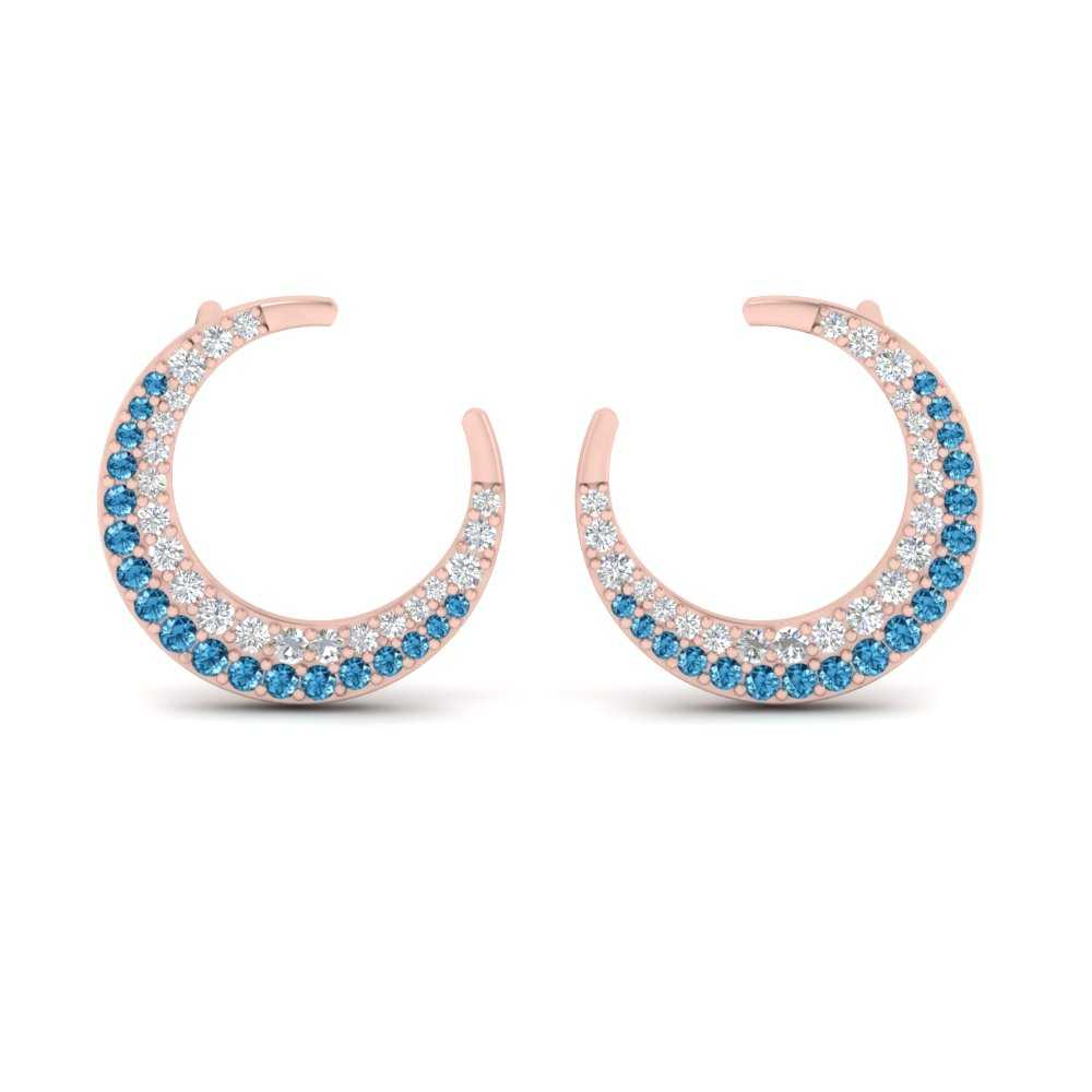 crescent-moon-diamond-earring-with-blue-topaz-in-FDEAR9197GICBLTOANGLE1-NL-RG