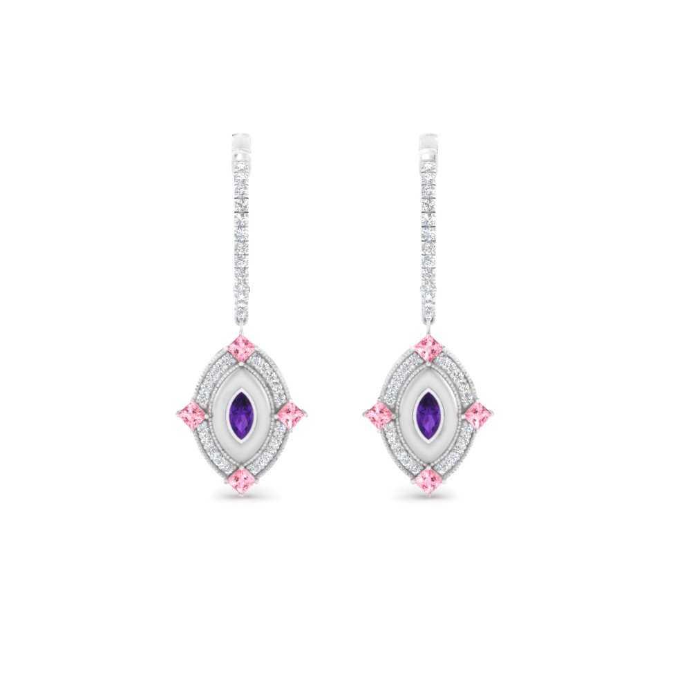 hoop-dangle-mother-of-pearl-and-diamond-earrings-in-FDEAR9683GAMSTANGLE1-NL-WG