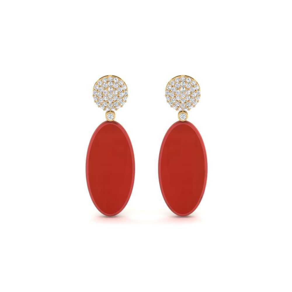 diamond-and-coral-dangle-earrings-in-FDEAR9685GCRLANGLE1-NL-YG