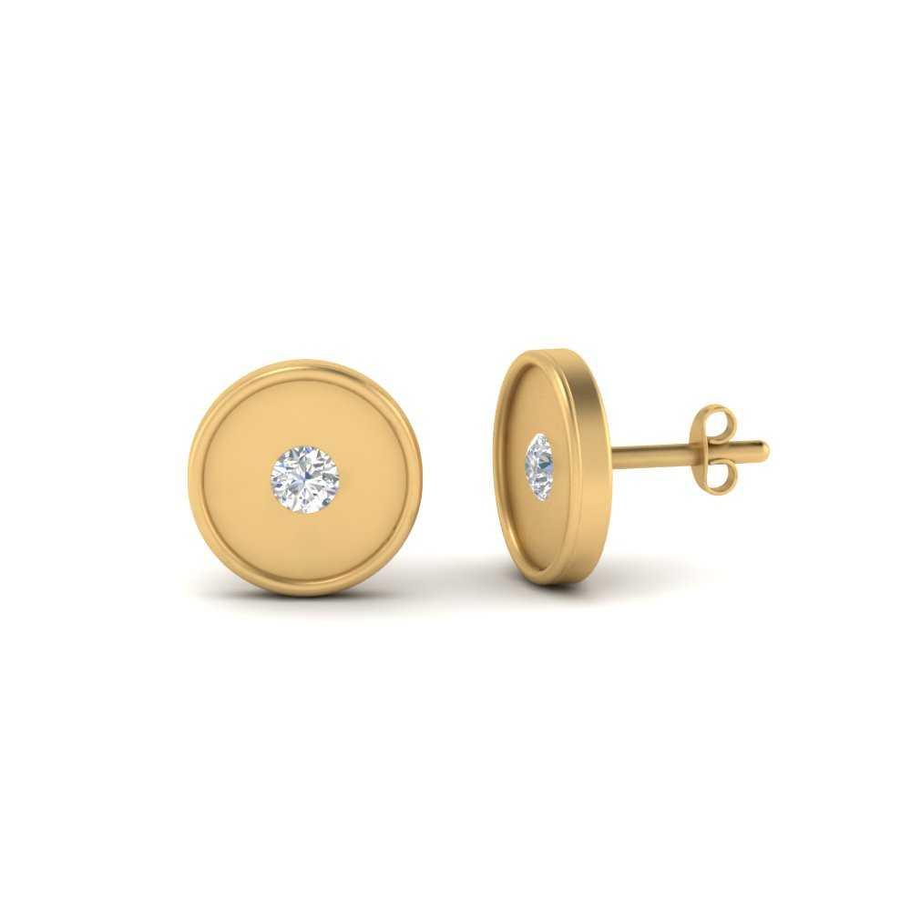 disc-solitaire-diamond-earrings-in-FDEAR9781-NL-YG
