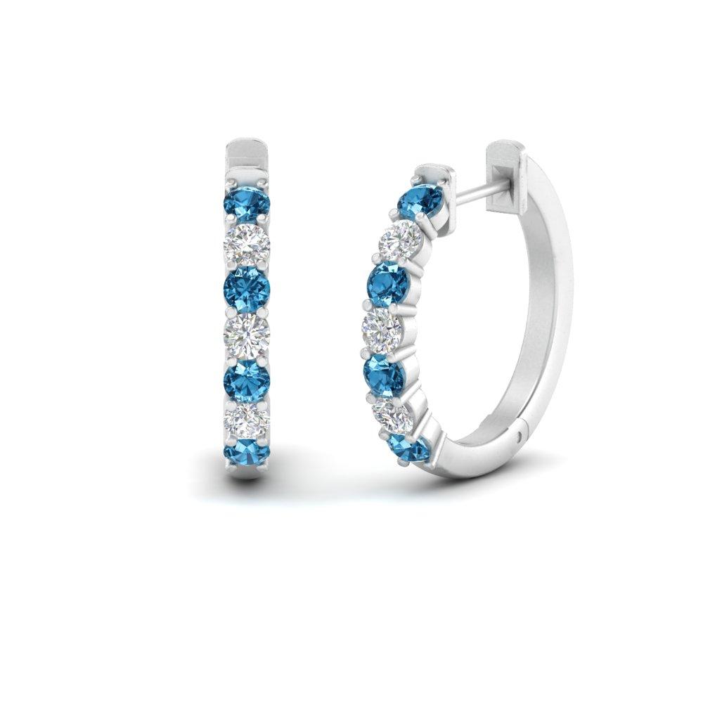 half-carat-delicate-diamond-hoop-earrings-with-blue-topaz-in-FDEAR9783GICBLTO-NL-WG