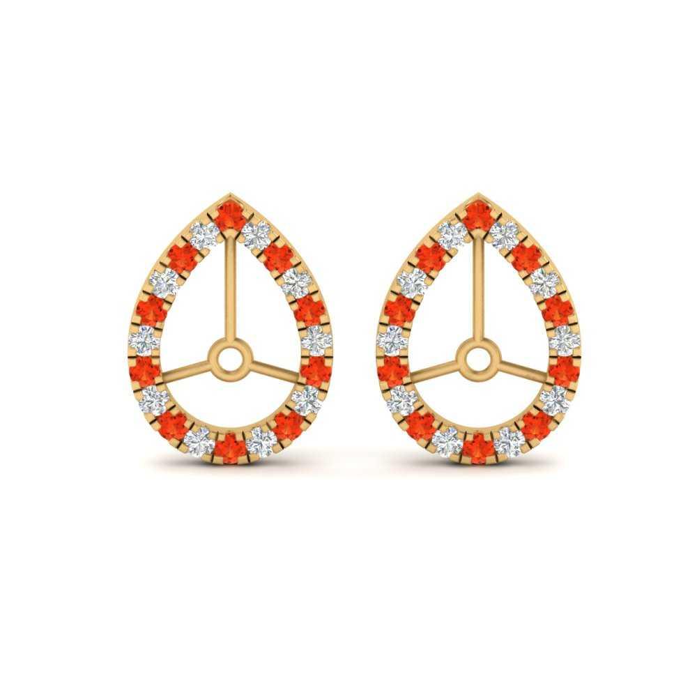 pear-halo-earring-diamond-jackets-with-orange-topaz-in-FDEARPE9677GPOTO-NL-YG