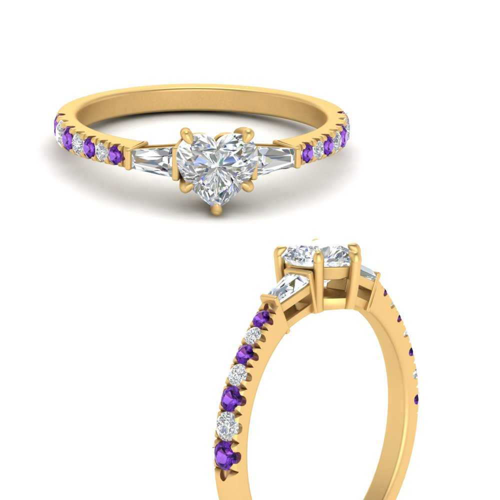 heart-shaped-french-pave-baguette-accented-engagement-ring-with-purple-topaz-in-FDENR1801HTRGVITOANGLE3-NL-YG