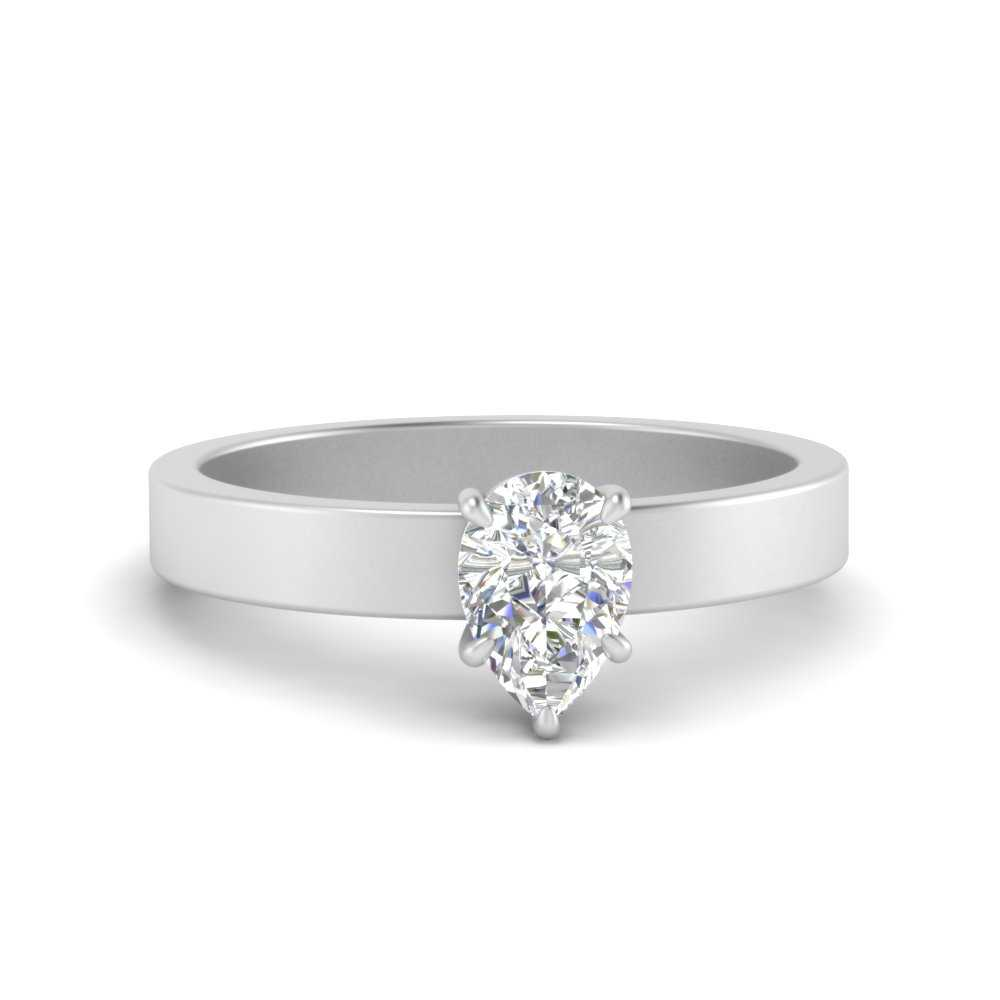 flat-band-simple-pear-shaped-solitaire-engagement-ring-in-FDENR1843PER-NL-WG