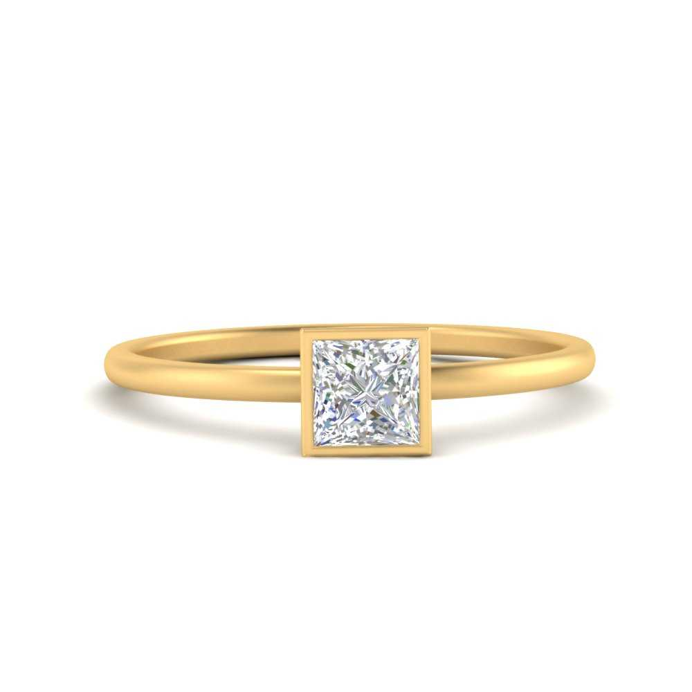 bezel-set-princess-cut-diamond-solitaire-ring-in-FDENR2992PRR-NL-YG