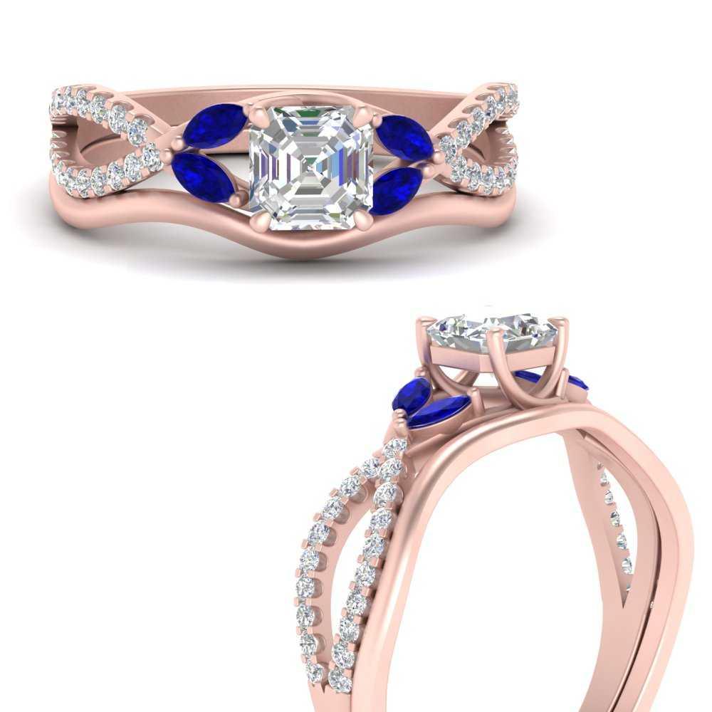 vine-split-band-asscher-cut-diamond-wedding-set-with-sapphire-in-FDENR3211ASGSABLANGLE3-NL-RG