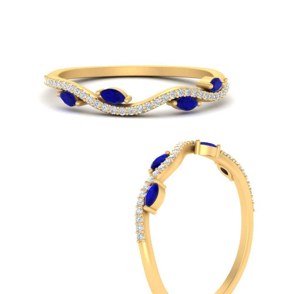 twisted-vine-nature-sapphire-wedding-ring-in-FDENR3211CBGSABLANGLE3-NL-YG