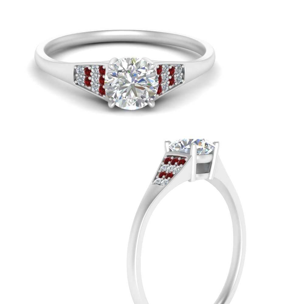 pave-set-round-diamond-engagement-ring-with-ruby-in-FDENR6171RORGRUDRANGLE3-WG
