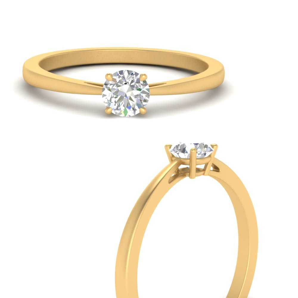 classic-tapered-round-diamond-solitaire-engagement-ring-in-FDENR6242RORANGLE3-NL-YG