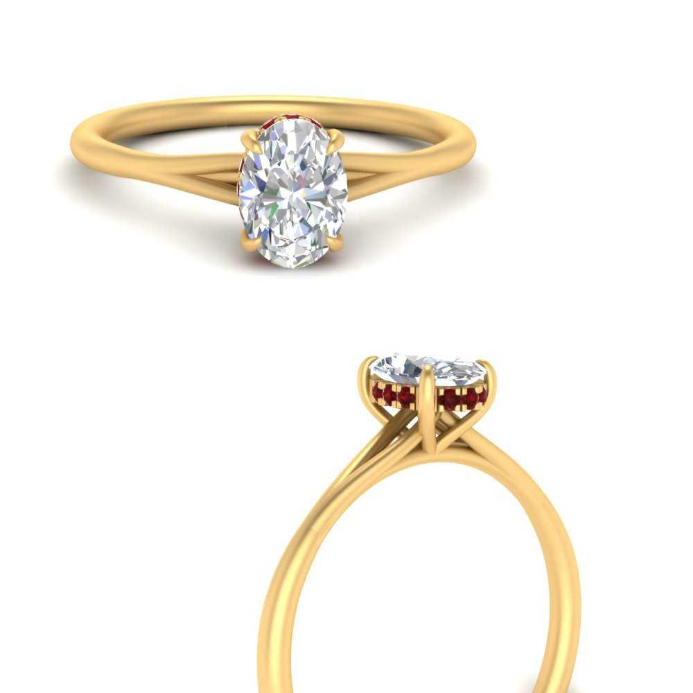 split-band-under-halo-ruby-engagement-ring-in-FDENR6667OVRGRUDRANGLE3-NL-YG