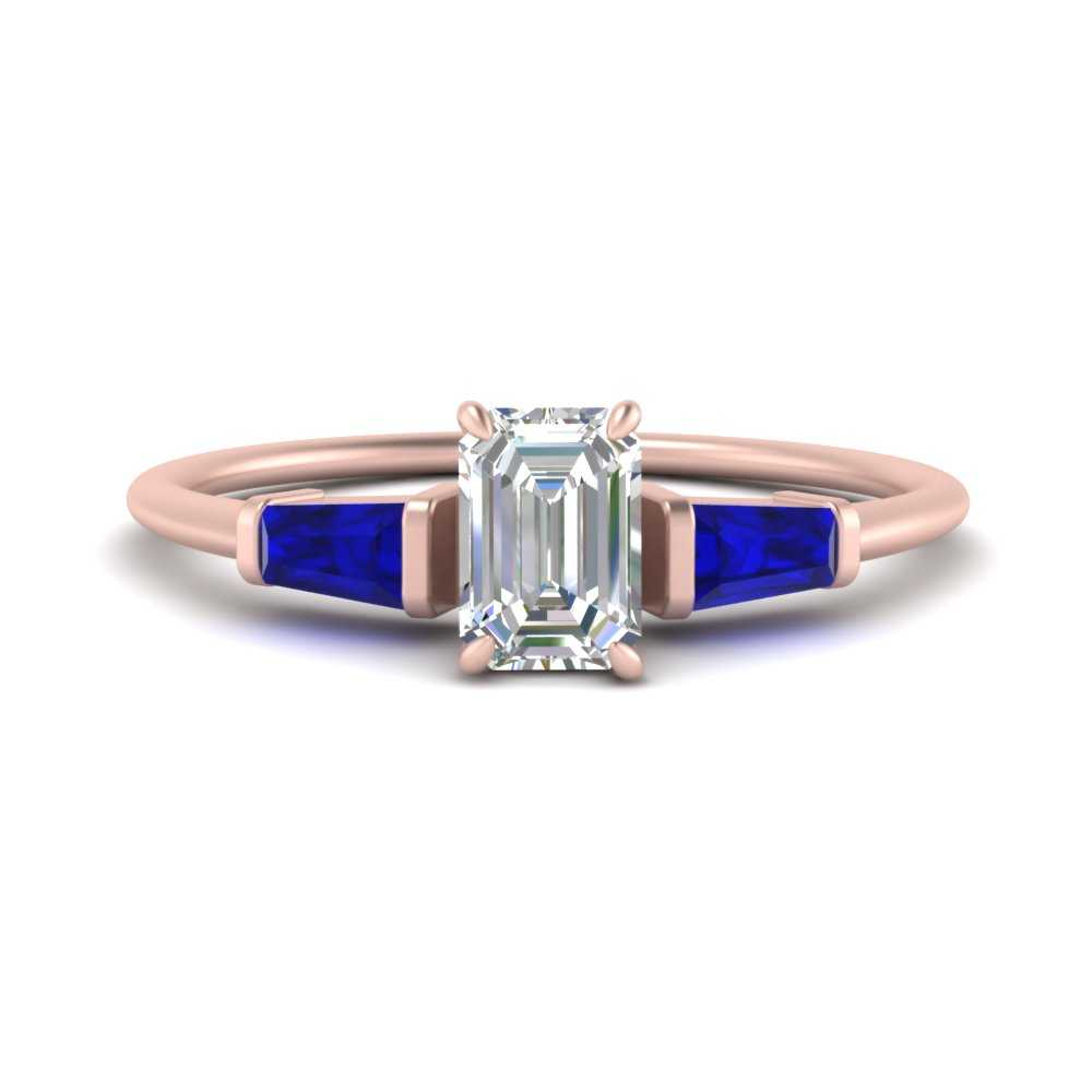 emerald-cut-bar-baguette-3-stone-sapphire-lab diamond engagement-ring-in-FDENS100EMRGSABL-NL-RG