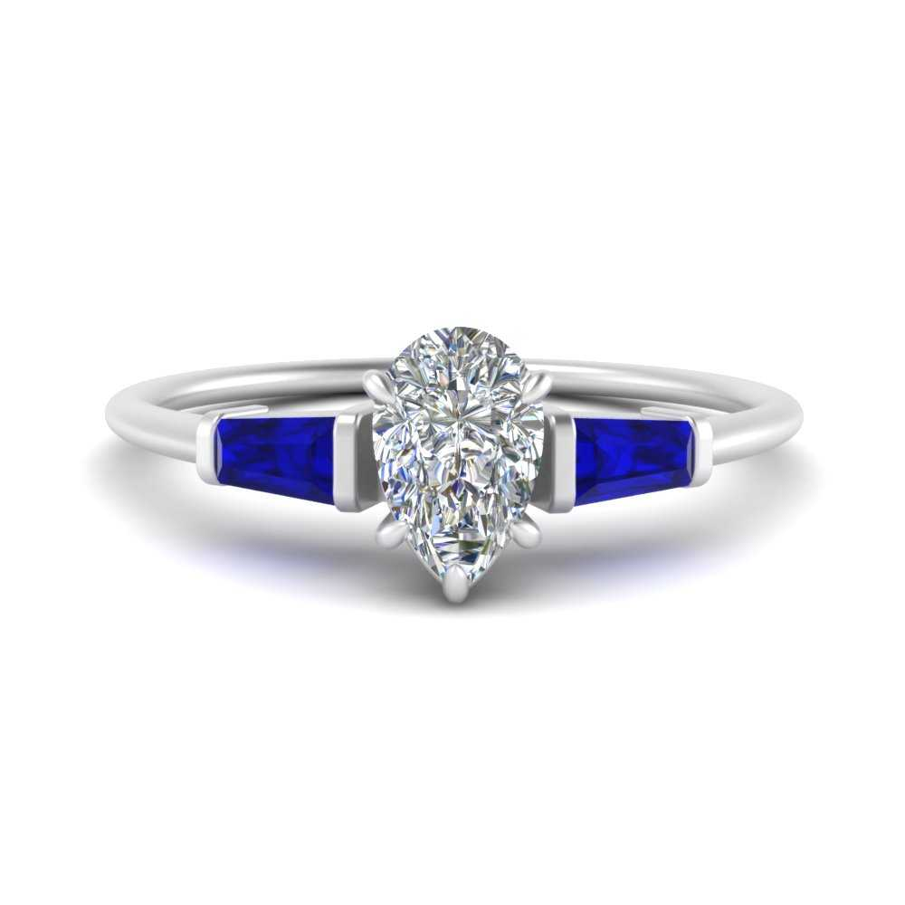 pear-shaped-bar-baguette-3-stone-sapphire-engagement-ring-in-FDENS100PERGSABL-NL-WG