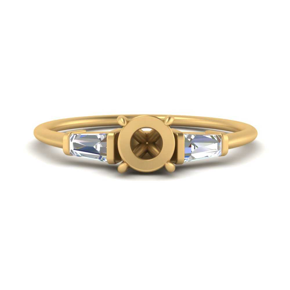 semi-mount-bar-baguette-3-stone-diamond-engagement-ring-in-FDENS100SMR-NL-YG