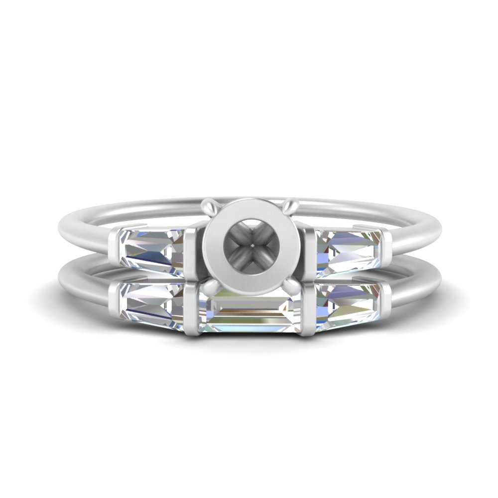 semi-mount-bar-set-diamond-ring-with-matching-3-baguette-wedding-band-in-FDENS100SM-NL-WG