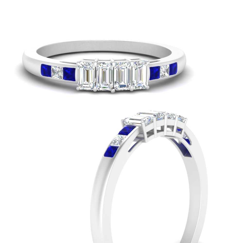 4-emerald-cut-diamond-accents-stone-wedding-band-with-sapphire-in-FDENS207BGSABLANGLE3-NL-WG