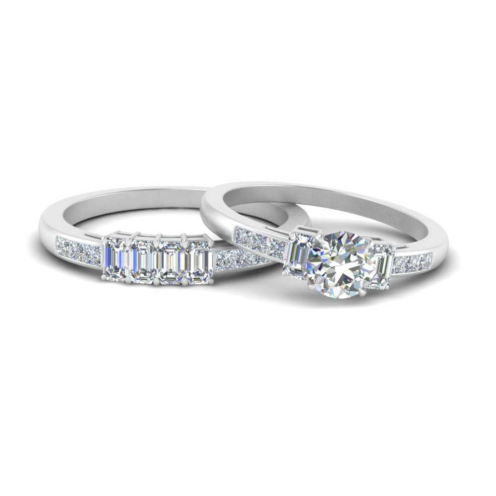 emerald-channel-set-round-cut-wedding-ring-set-in-FDENS207RO-NL-WG