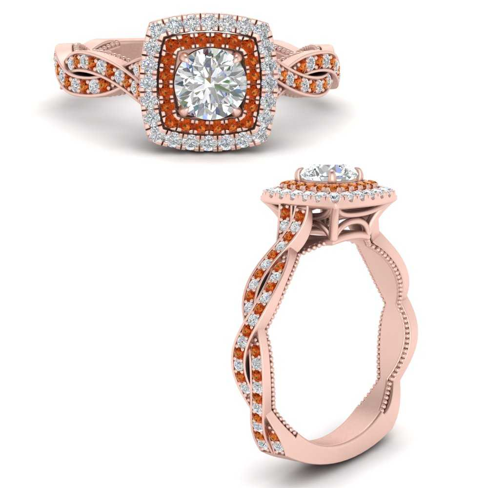 round-cut-double-halo-engagement-diamond-ring-with-orange-sapphire-in-FDENS3203RORGSAORANGLE3-NL-RG
