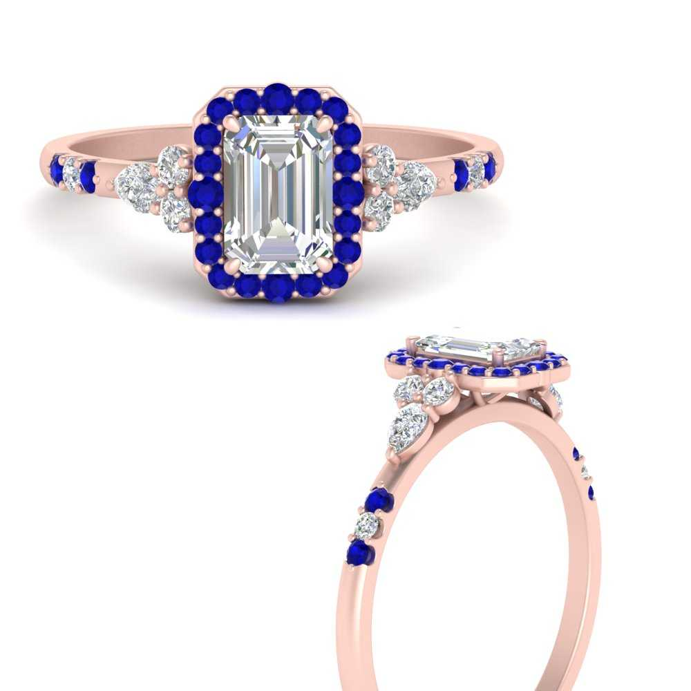 emerald-cut-halo-antique-diamond-engagement-ring-with-sapphire-in-FDENS3234EMRGSABLANGLE3-NL-RG