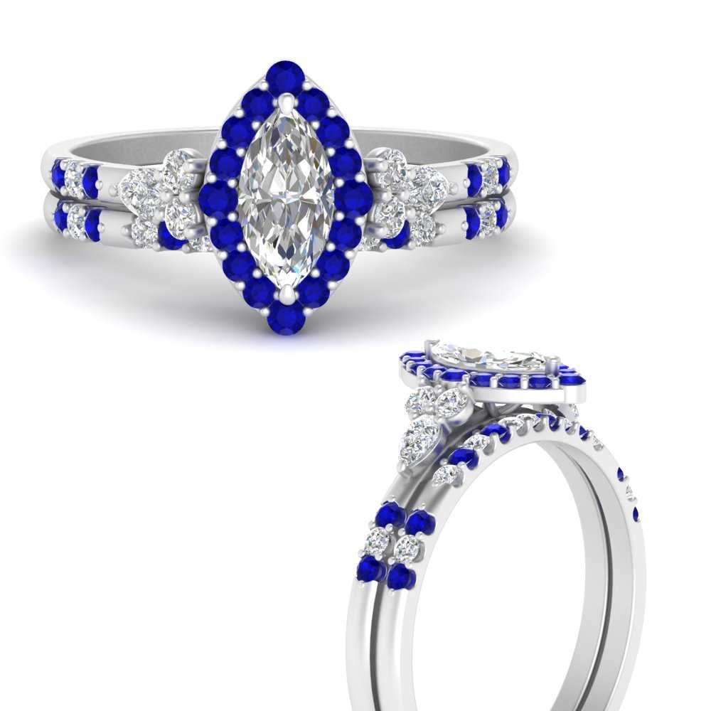 marquise-halo-edwardian-diamond-wedding-ring-and-band-with-sapphire-in-FDENS3234MQGSABLANGLE3-NL-WG