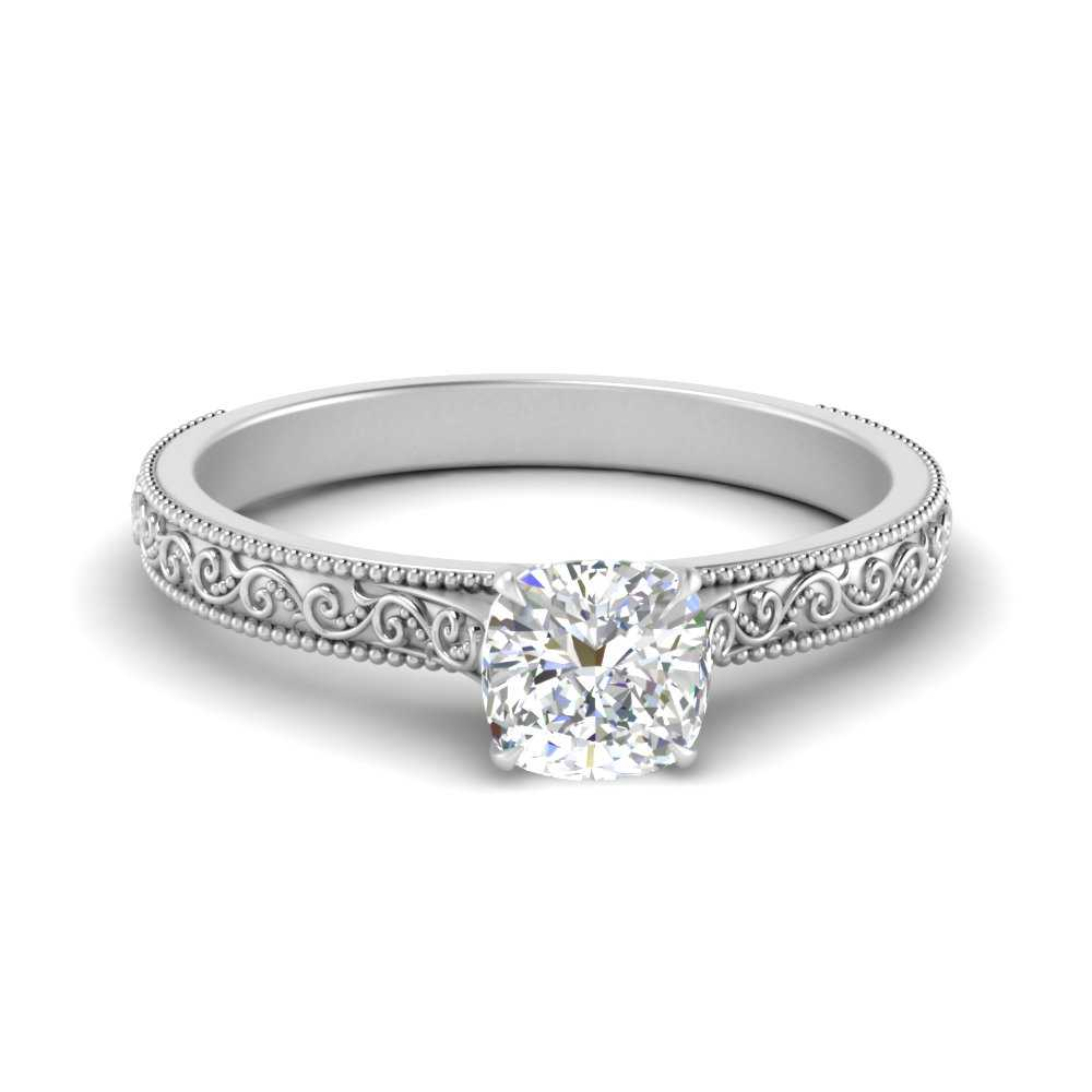 engraved-cushion-cut-solitaire-engagement-ring-in-FDENS3602CUR-NL-WG