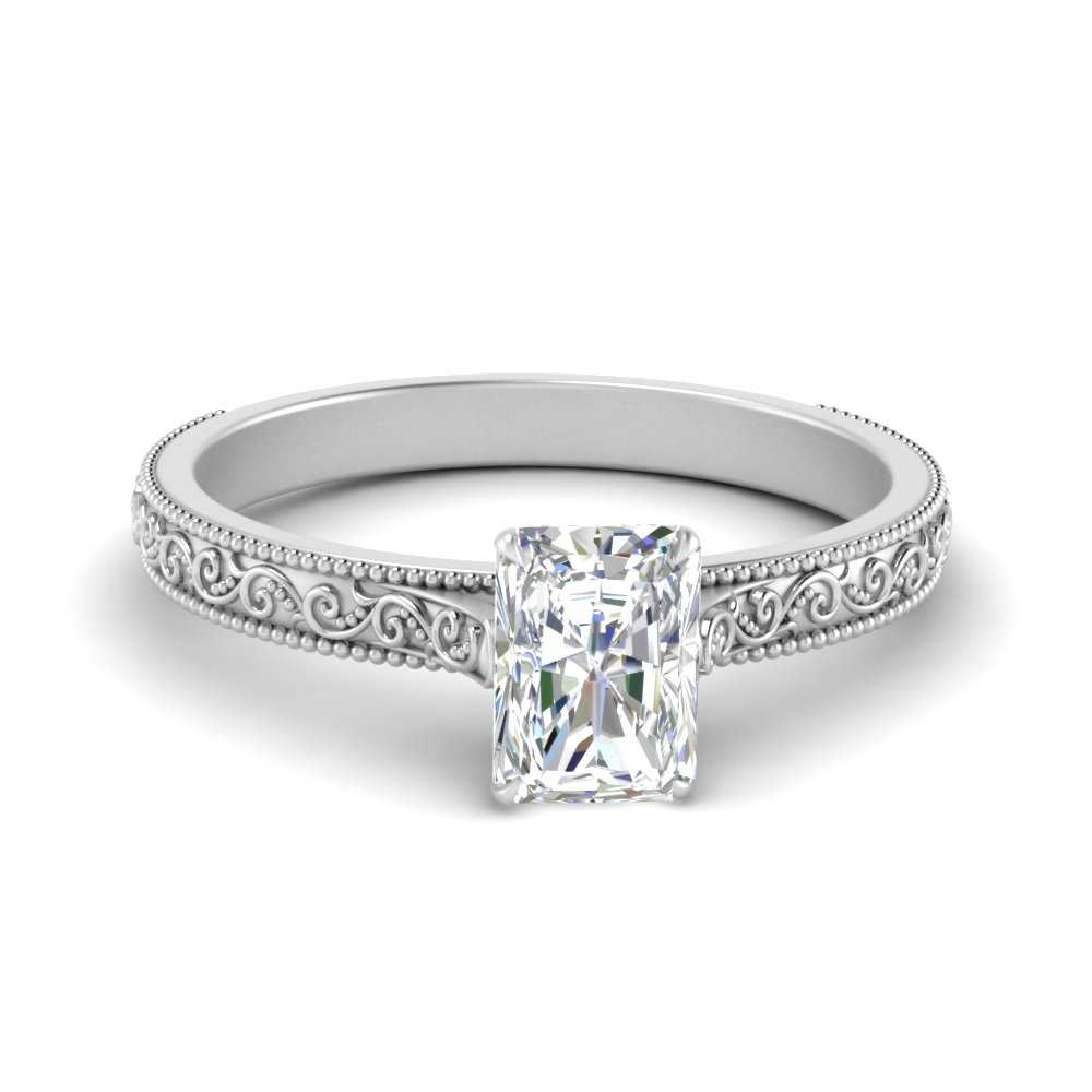 engraved-radiant-cut-solitaire-engagement-ring-in-FDENS3602RAR-NL-WG