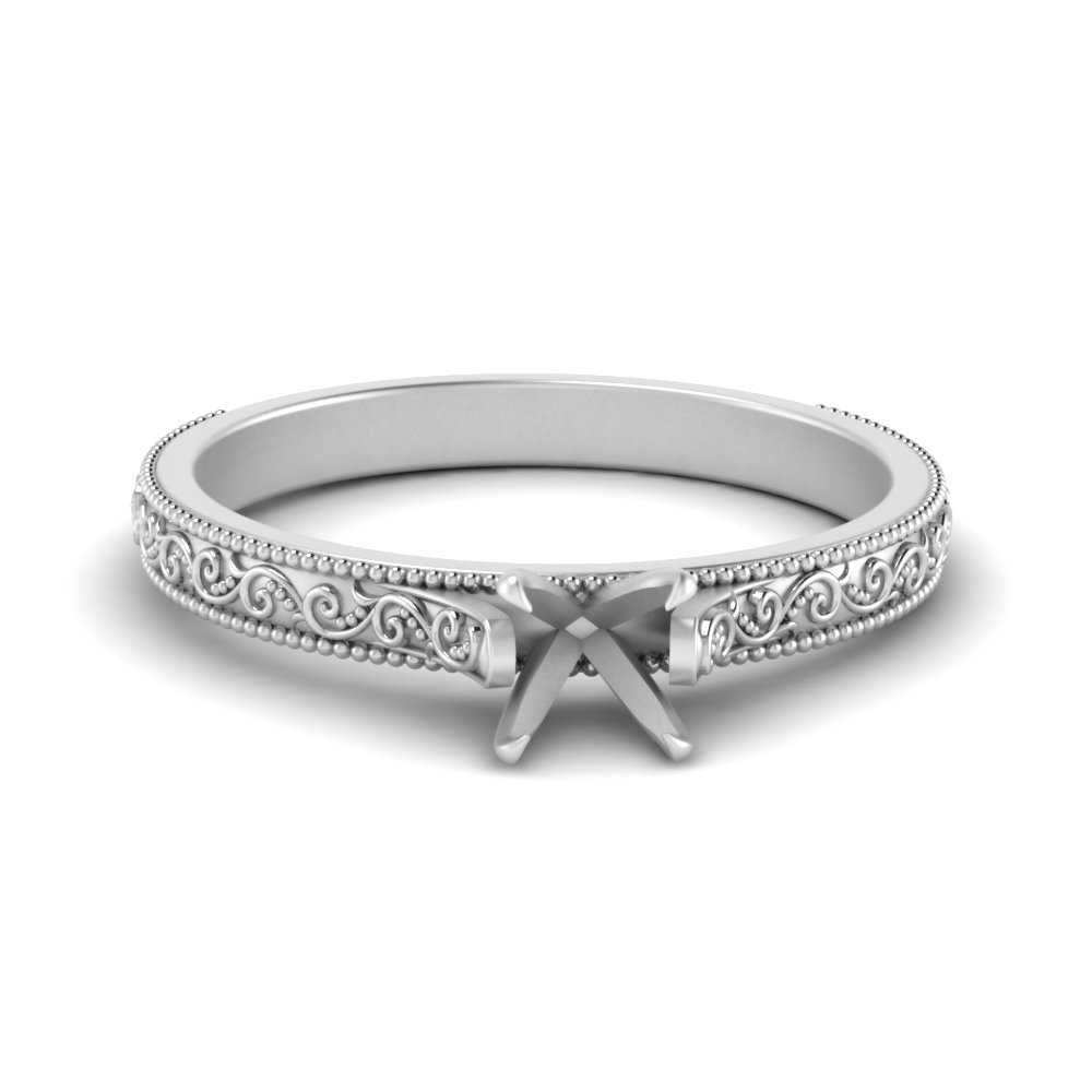 engraved-semi-mount-solitaire-engagement-ring-in-FDENS3602SMR-NL-WG