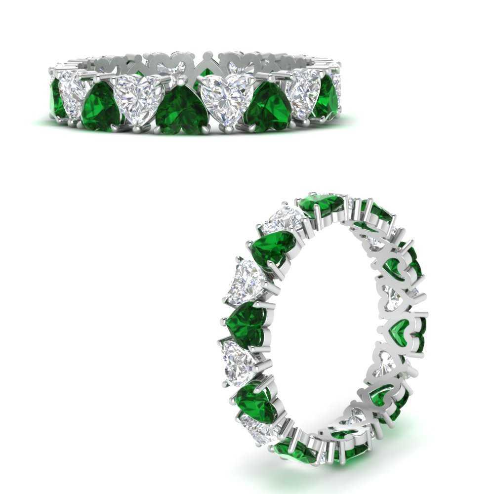 4-carat-heart-eternity-diamond-anniversary-band-with-emerald-in-FDEWB8439GEMGRANGLE3-NL-WG