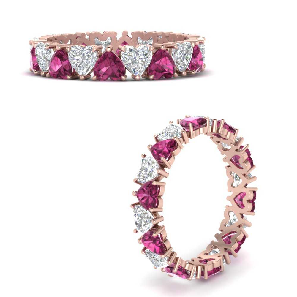 4-carat-heart-eternity-diamond-anniversary-band-with-pink-sapphire-in-FDEWB8439GSADRPIANGLE3-NL-RG