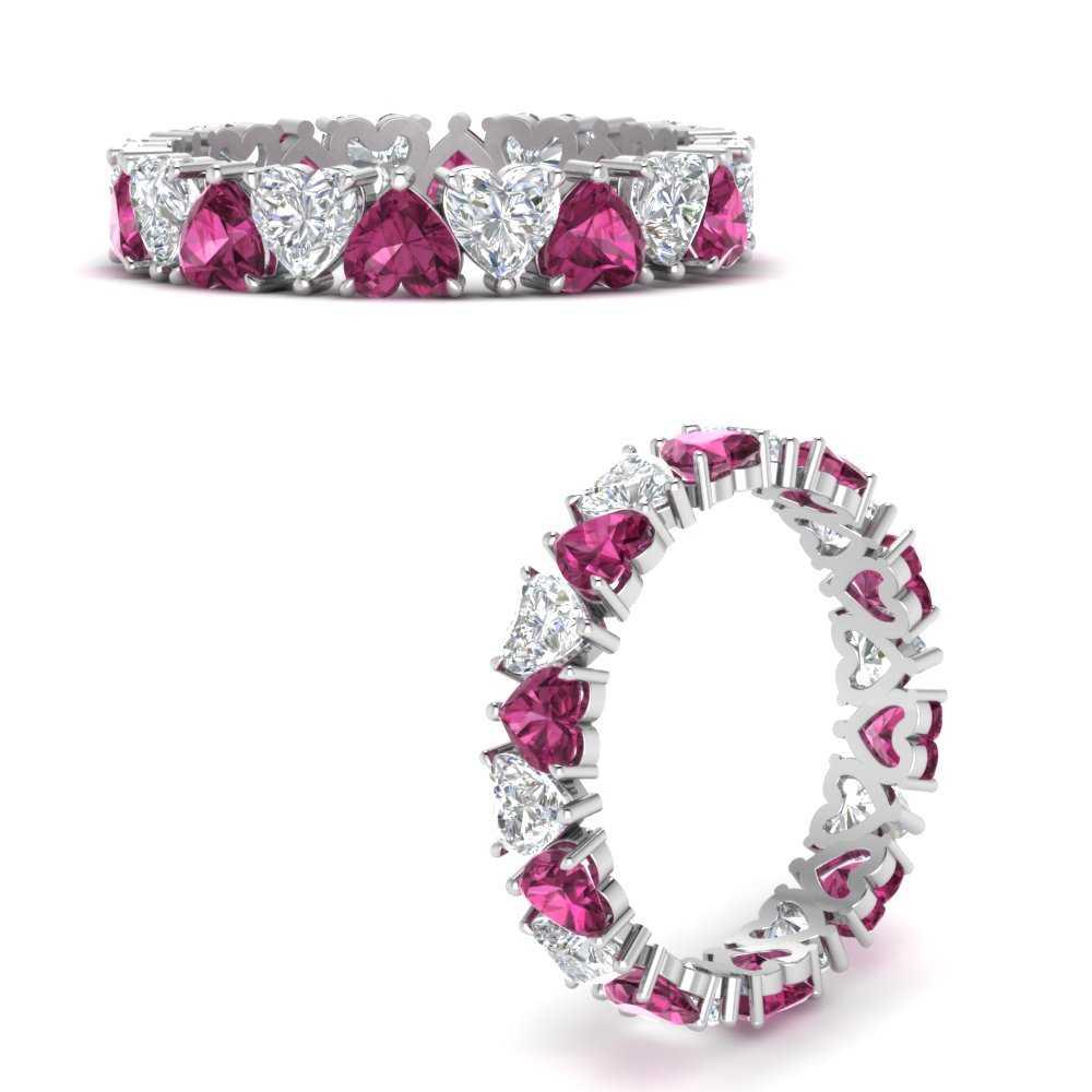 4-carat-heart-eternity-diamond-anniversary-band-with-pink-sapphire-in-FDEWB8439GSADRPIANGLE3-NL-WG