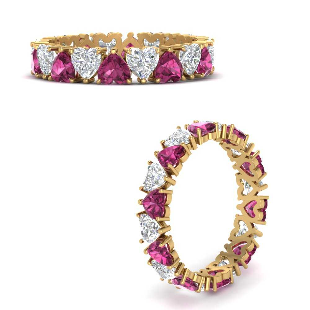 4-carat-heart-eternity-diamond-anniversary-band-with-pink-sapphire-in-FDEWB8439GSADRPIANGLE3-NL-YG