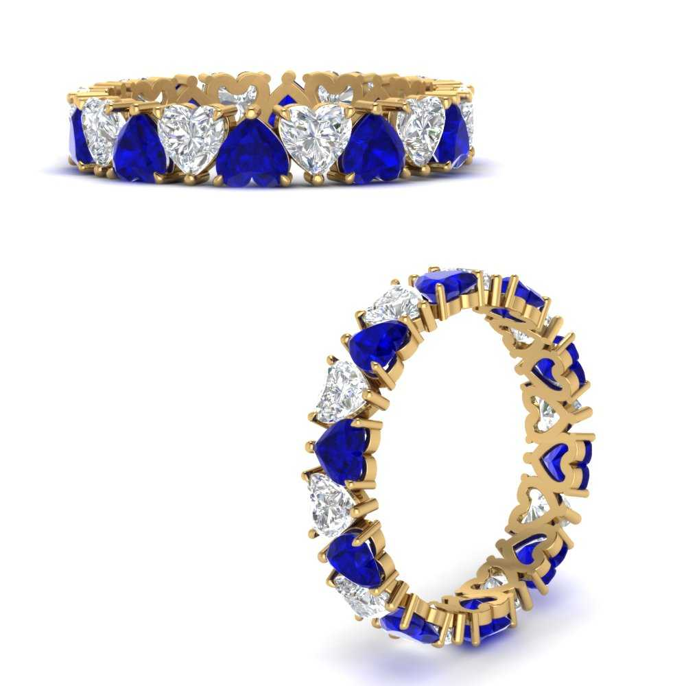 4-carat-heart-eternity-diamond-anniversary-band-with-sapphire-in-FDEWB8439GSABLANGLE3-NL-YG