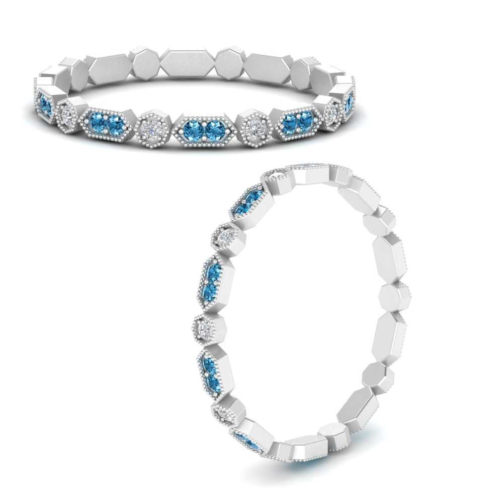 art-deco-thin-stacking-diamond-eternity-band-with-blue-topaz-in-FDEWB9594GICBLTOANGLE3-NL-WG