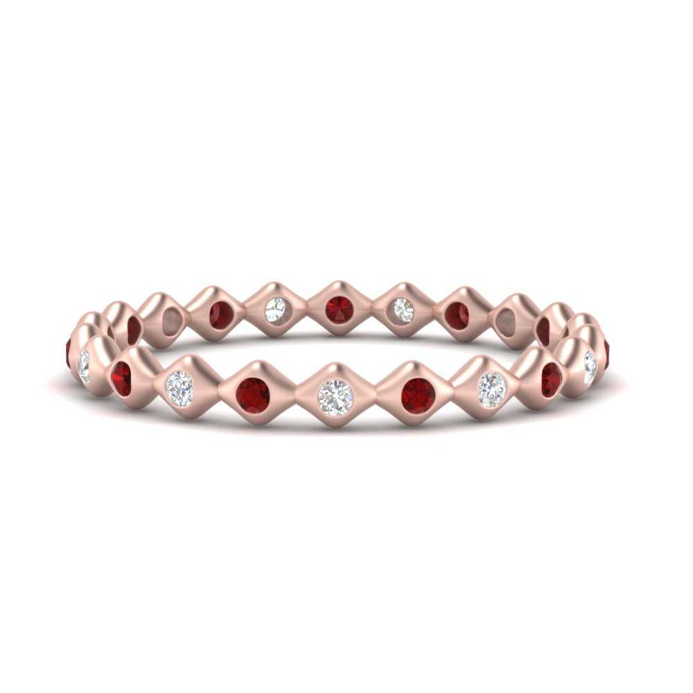 bezel-set-stacking-eternity-diamond-band-with-ruby-in-FDEWB9678BGRUDR-NL-RG