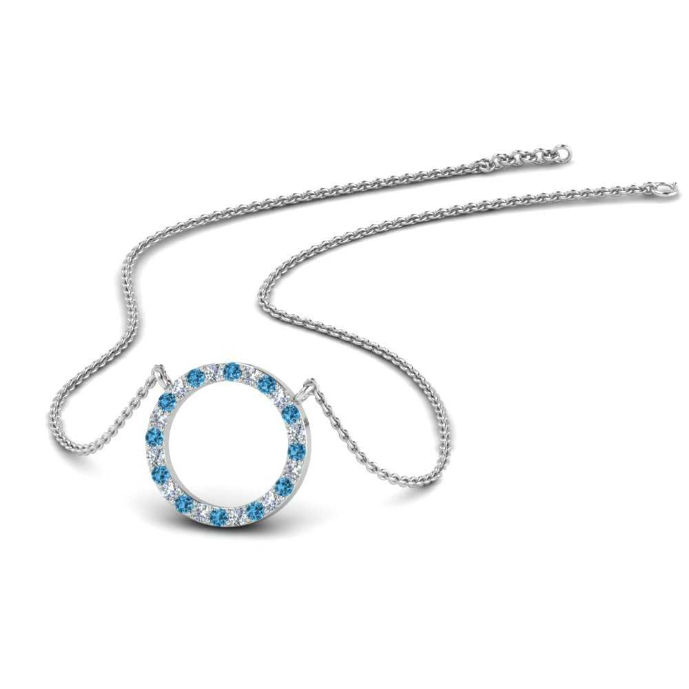 circle-diamond-necklace-for-her-with-blue-topaz-in-FDPD1294GICBLTO-NL-WG