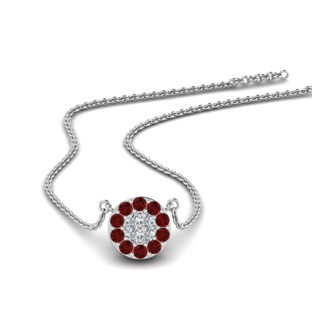 pave-disc-diamond-pendant-with-ruby-in-FDPD9255(5.00MM)GRUDR-NL-WG