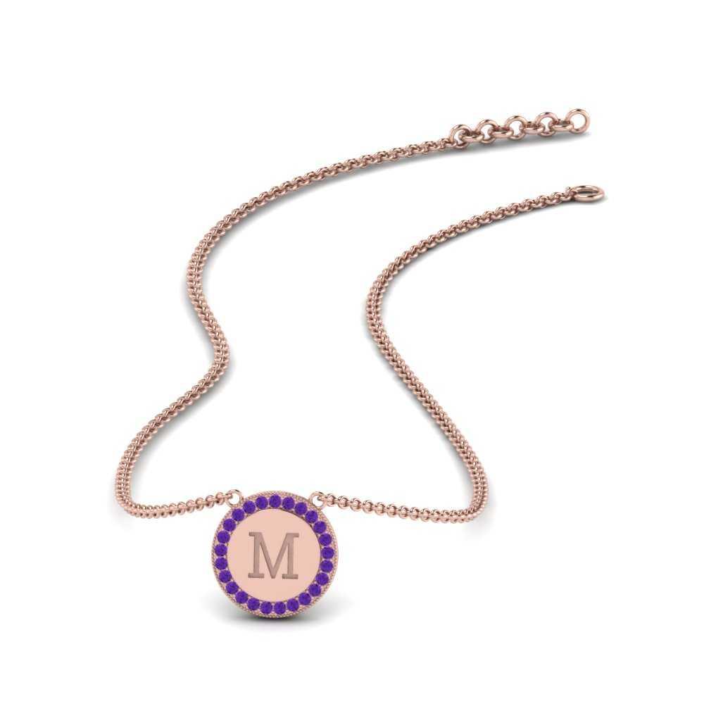 initial-engraved-purple-topaz-disc-pendant-in-FDPD9527GVITO-NL-RG
