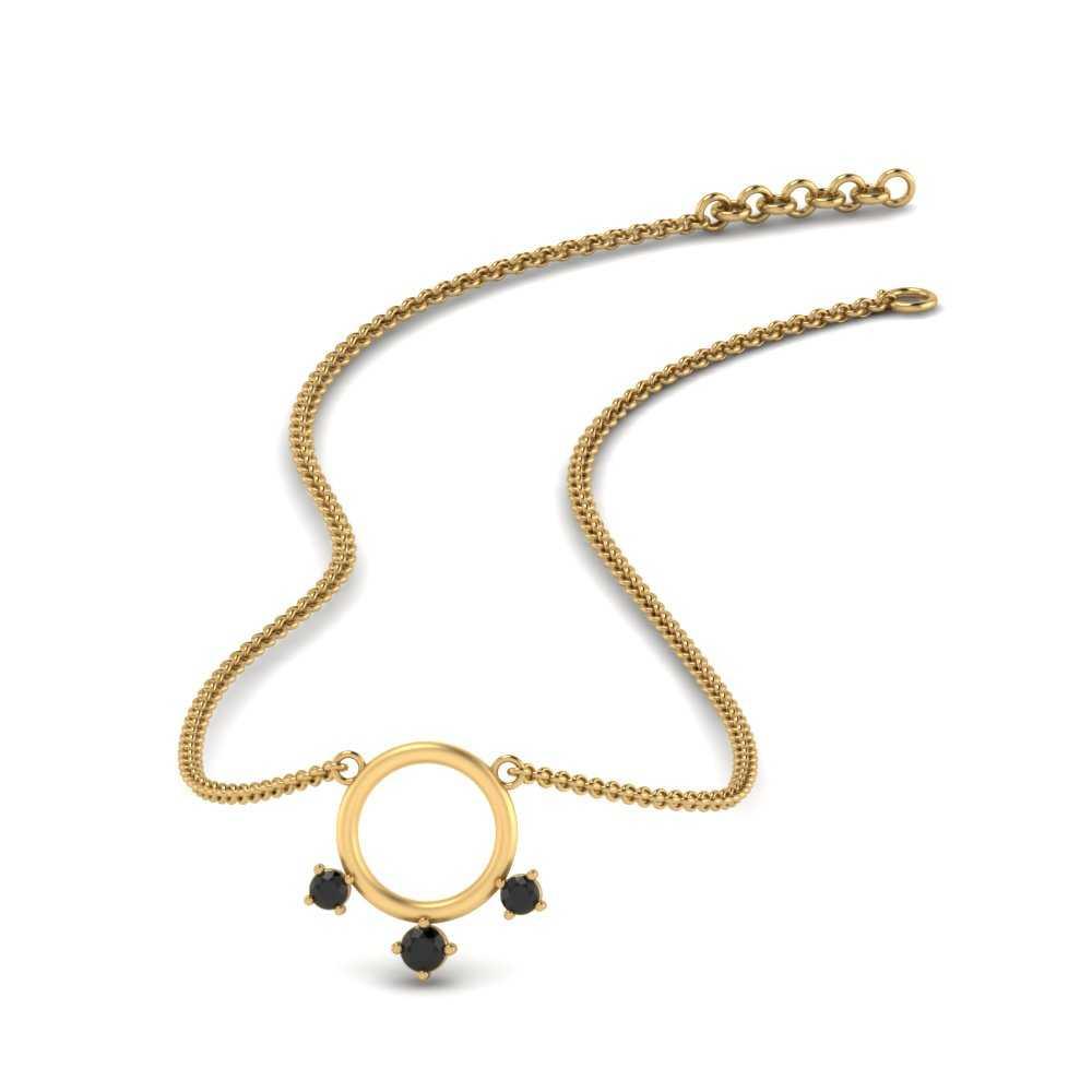 circle-layering-black-diamond-necklace-in-FDPD1190PRGBLACK-NL-YG