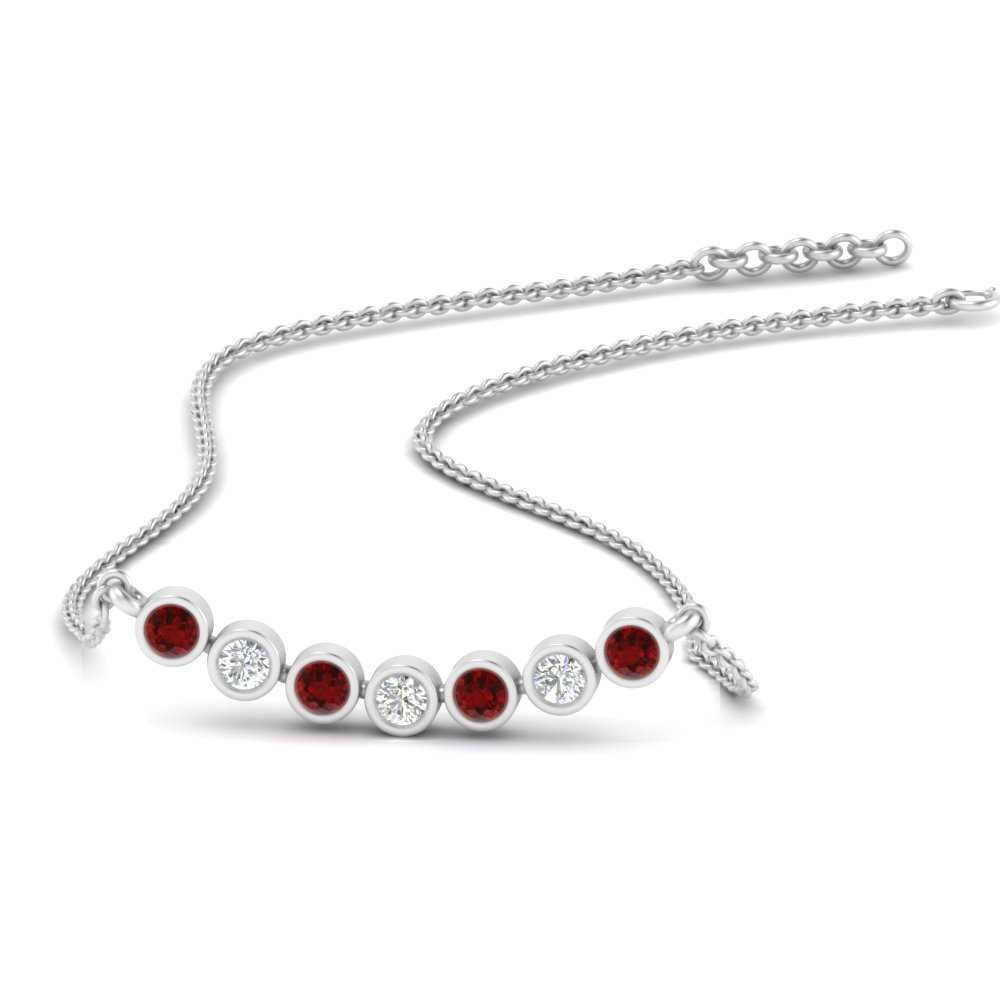 bezel-set-anniversary-ruby-necklace-in-FDPD9737GRUDR-NL-WG