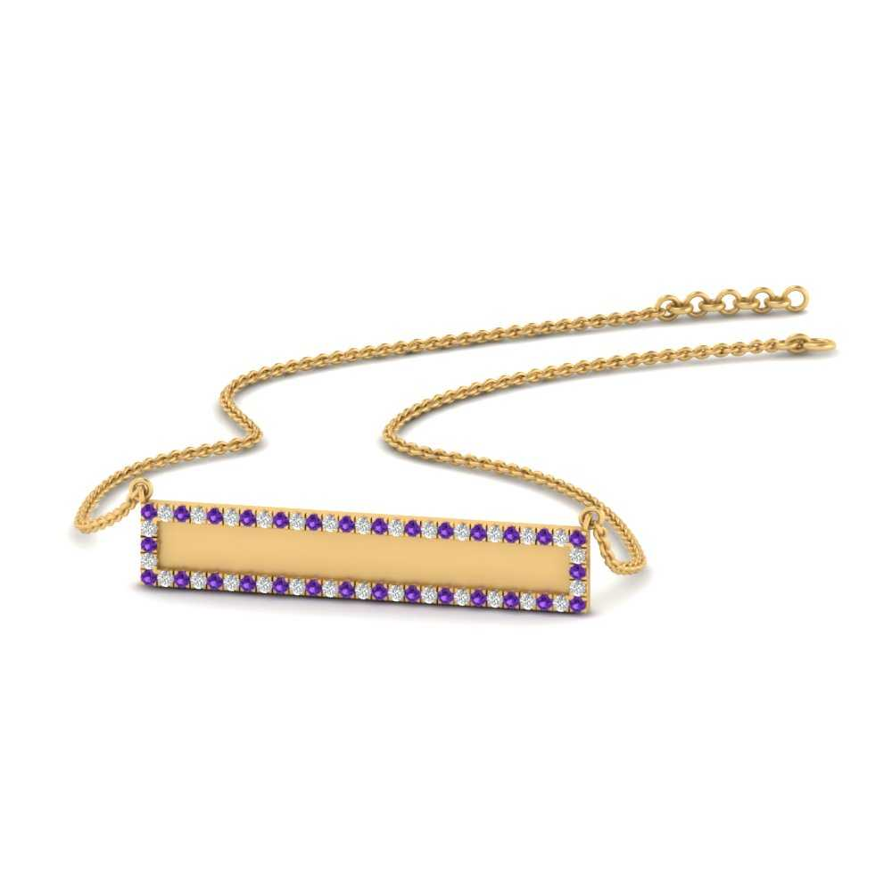bar-necklace-with-purple-topaz-in-FDPD9769GVITO-NL-YG