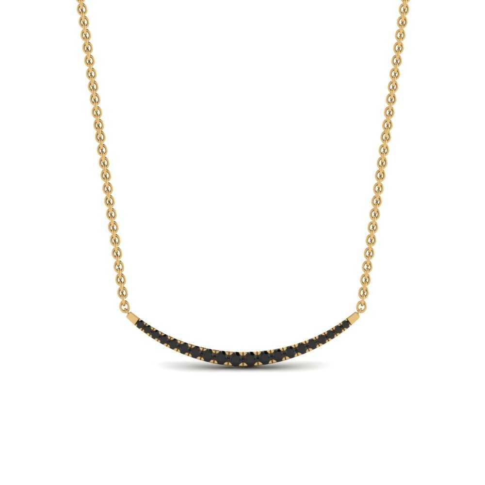 cute-smile-black-diamond-pendant-in-FDPD9771GBLACKANGLE1-NL-YG