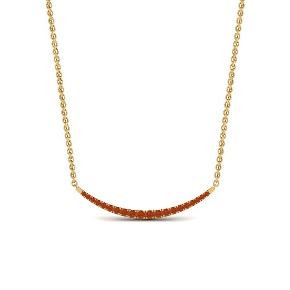 cute-smile-orange-sapphire-pendant-in-FDPD9771GSAORANGLE1-NL-YG