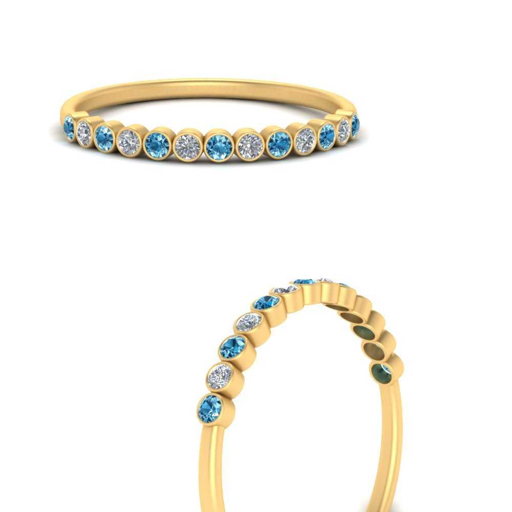 diamond-bezel-set-thin-stack-band-with-blue-topaz-in-FDWB1408BGICBLTOANGLE3-NL-YG