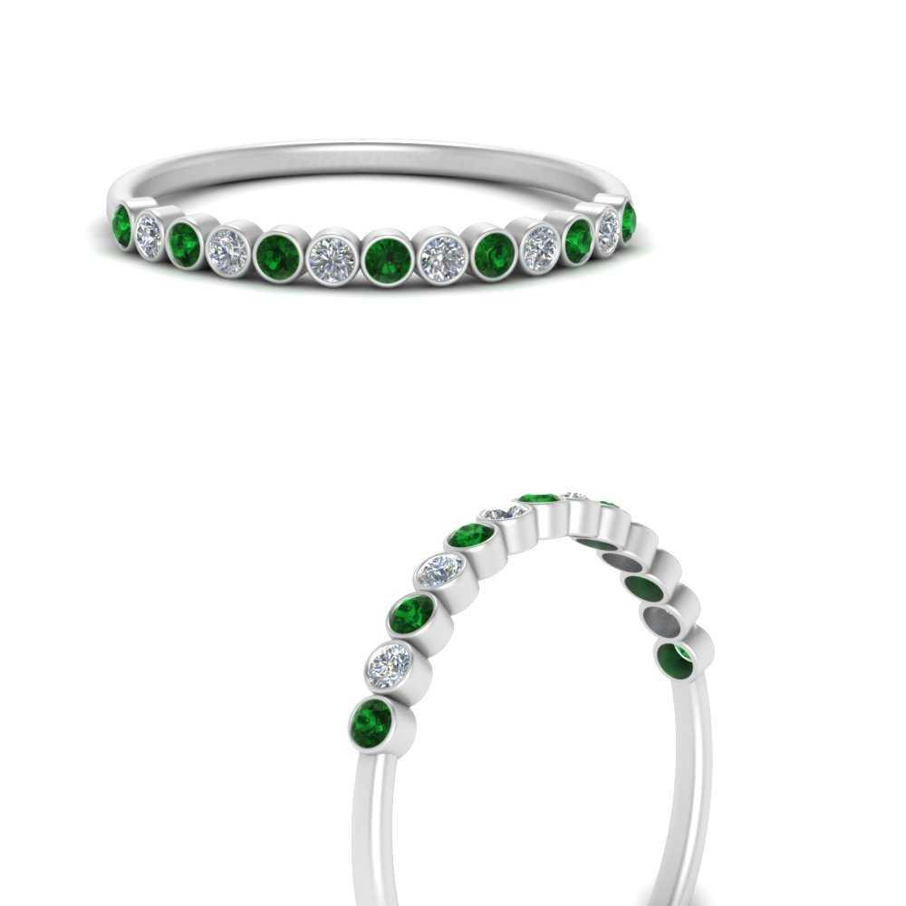 diamond-bezel-set-thin-stack-band-with-emerald-in-FDWB1408BGEMGRANGLE3-NL-WG