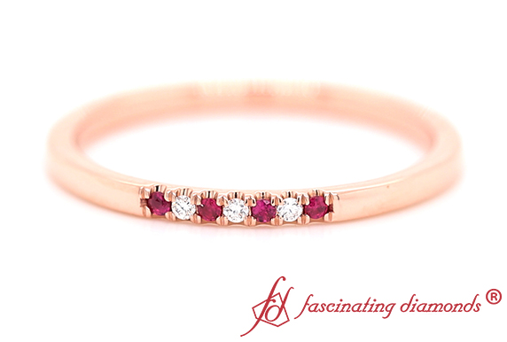 Delicate Stackable Band