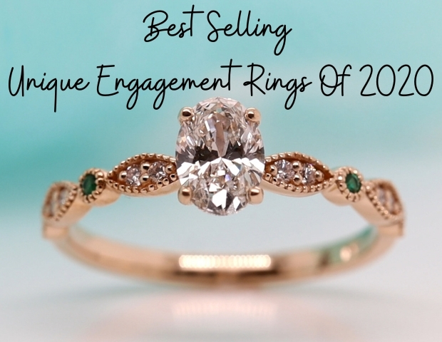 Unique Engagement Rings Of 2020