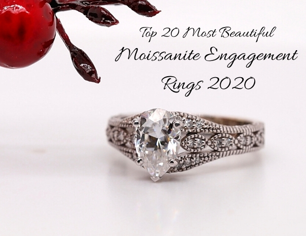 Beautiful Moissanite Rings 2020