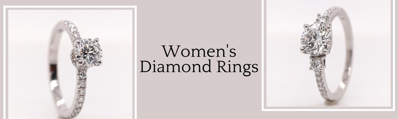 Women Diamonds Rings