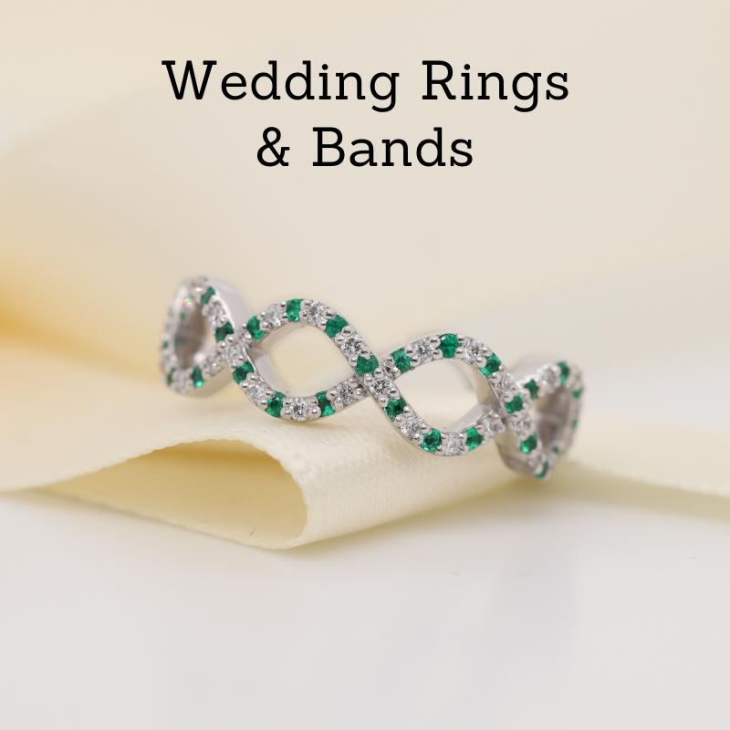 Unique Wedding Rings & Bands