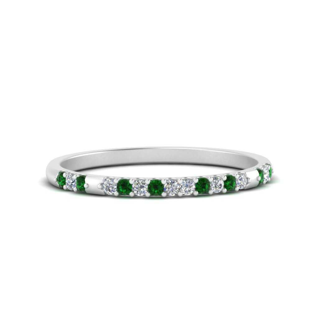 custom-emerald-band-for-engagement-ring-in-FDENS3234BGEMGR-NL-WG